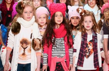 Детская мода этого сезона